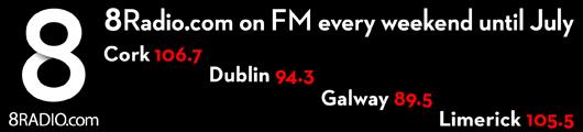 8Radio Frequencies Black