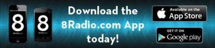 8Radio.com Smartphone Apps